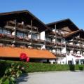 Tagungshotel Schillingshof, Bad Kohlgrub in den Ammergauer Alpen