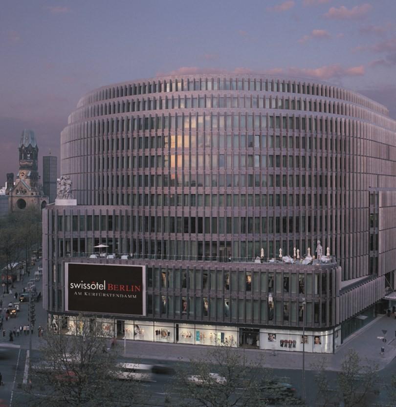 Tagungshotel Swissotel Berlin am Kurfürstendamm