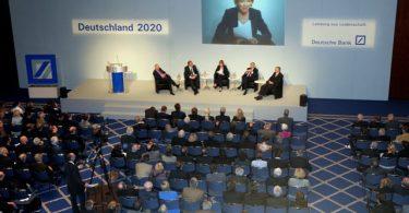 Podiumsdiskussion Deutschland 2020