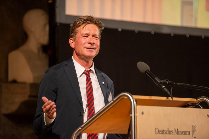 Dr. Martin Zentgraf, Vorstandsvorsitzender BPI