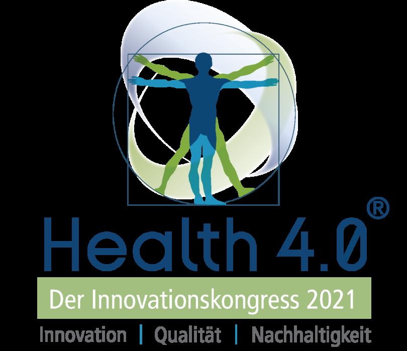 Logo der Veranstaltung Health 4.0 2021